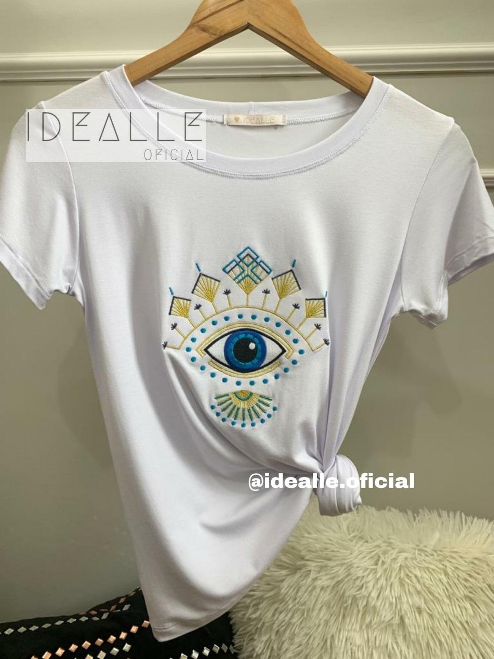 Imagem do produto T-Shirt Olho Grego