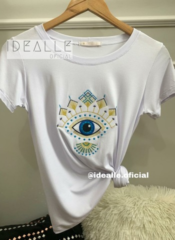 imagem T-Shirt Olho Grego