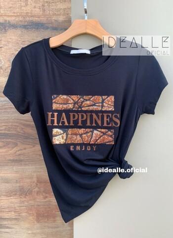 imagem T-Shirt Happines
