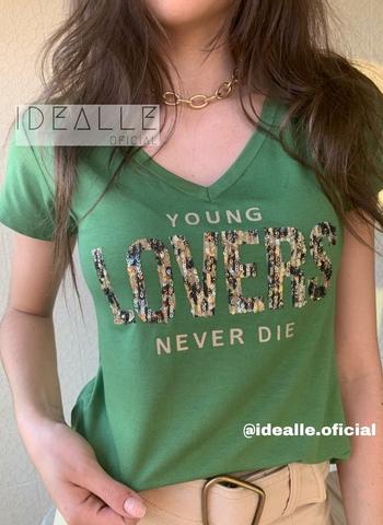 imagem T-Shirt Lovers Verde