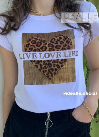 imagem T-Shirt Love Pelúcia