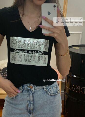 imagem T-Shirt Femme