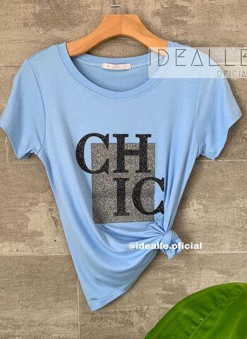 imagem T-Shirt Chic Azul