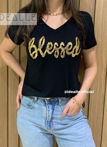 imagem T-Shirt Blessed