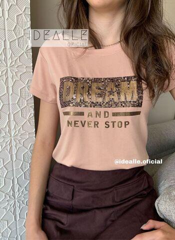 imagem T-Shirt Dream Rose