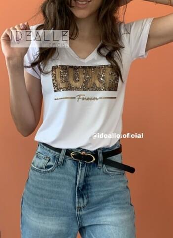 imagem T-Shirt Luxe Branca