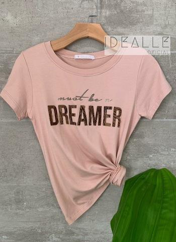 imagem T-Shirt Dreamer Rose