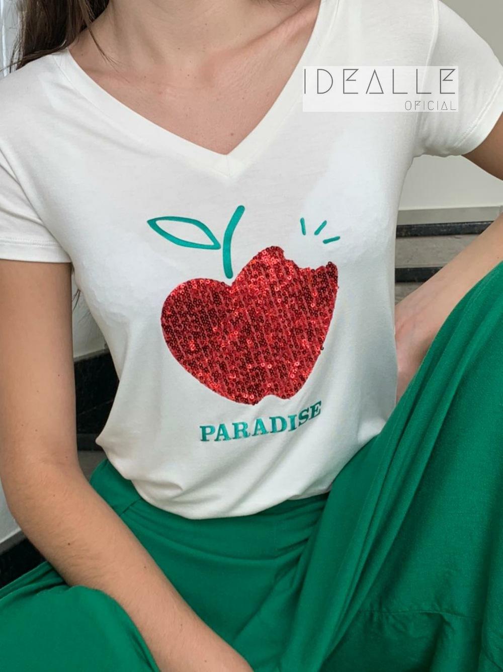 Imagem do produto T-Shirt Maça