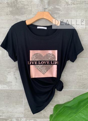 imagem T-Shirt Love
