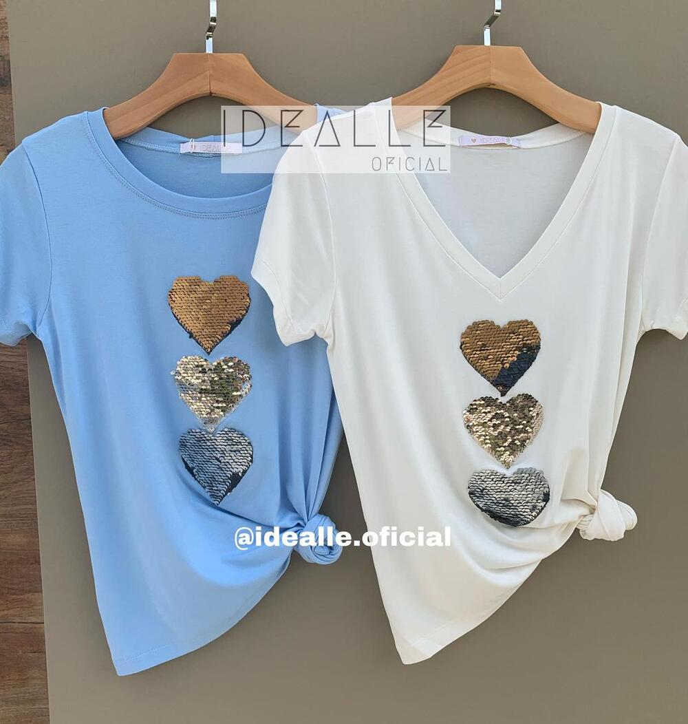 Imagem do produto T-Shirt Idealle