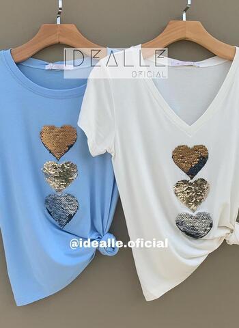 imagem T-Shirt Idealle